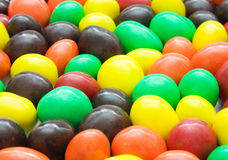 Color dragee Stock Image