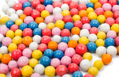 Color dragee Royalty Free Stock Photo