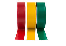 Color duct tape Stock Photos