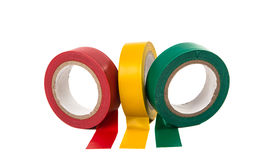 Color duct tape Royalty Free Stock Photos
