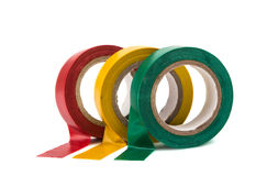 Color duct tape Stock Photography