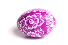 color easter egg Stock Photo