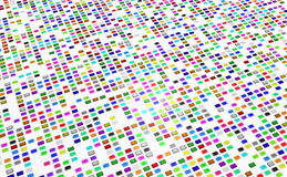 Color Email Field Royalty Free Stock Photography