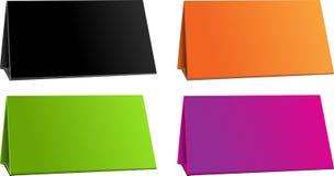 Color empty background for presentation calendar Stock Photo