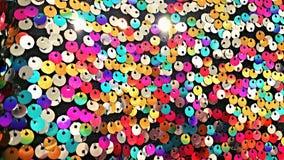 Color en círculos imagen de archivo