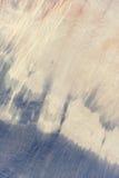 Color en colores pastel suave de la materia textil del teñido anudado Imagen de archivo