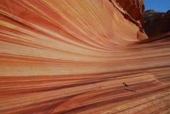 Color en la onda Fotos de archivo
