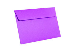 Color envelope Royalty Free Stock Image
