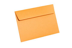 Color envelope Royalty Free Stock Photo