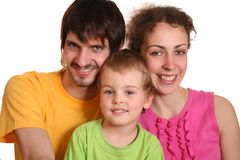 Color family Stock Images