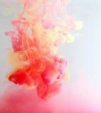 Color fancy smoke Stock Photo