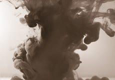 Color fancy smoke Stock Image