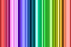 Color Fantasy. Abstract multicolored vertical bars background Stock Photo