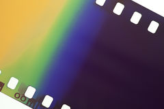 Color film Royalty Free Stock Images