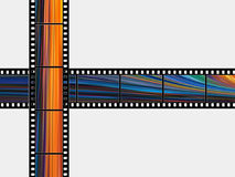 Color films Royalty Free Stock Image