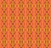Color Floral Seamless Background Patten. Stock Photo