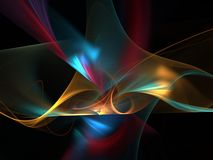 Color Forms Abstract Royalty Free Stock Images