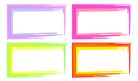 Color Frame Royalty Free Stock Image