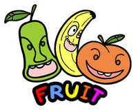 Color fruit Royalty Free Stock Photo