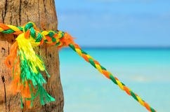 Color ful rope Royalty Free Stock Photography
