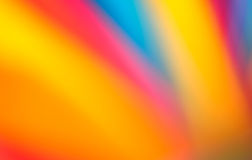 Color full blur abstract design Royalty Free Stock Photography