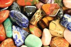 color gem stones Stock Image