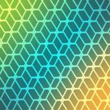 Color geometric background Royalty Free Stock Images