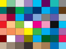 Color Geometric Background Colorful Pattern with square. For your design royalty free illustration