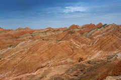 Color Geopark Stock Photo