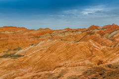 Color Geopark Royalty Free Stock Photo