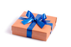 Color gift box Stock Photography