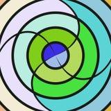Color giratorio libre illustration