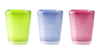 Color glasses Stock Image