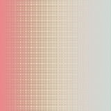 Color gradation background. Halftone vector illustration Royalty Free Stock Photography