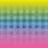 Color gradation background. Halftone vector illustration Stock Image