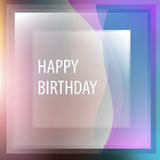 Color Greeting cards Royalty Free Stock Photo