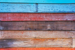 Color grung Wood Texture Stock Photography