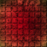 Color grunge checkered background Stock Images