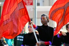 Color Guard Royalty Free Stock Images