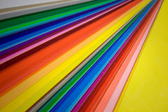 Color Guide stock image