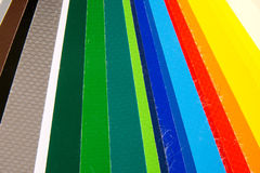 Color guide Royalty Free Stock Image