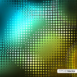 Color halftone Royalty Free Stock Images