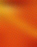 Color Halftone Stock Image