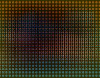 Color halftone pattern Royalty Free Stock Image