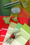 Color harmonisation Royalty Free Stock Photos