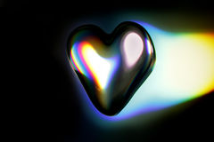 Color heart Royalty Free Stock Images