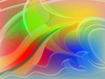 Color imagination Stock Images