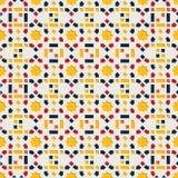 Islamic seamless vector Royalty Free Stock Image
