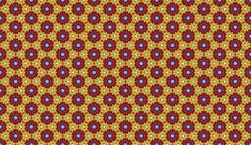 Color kaleidoscope backgrounds set. Creative Design Templates Stock Images