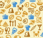 Color kitchen Royalty Free Stock Image